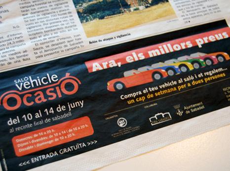 Prensa Salón Vehículo Ocasión Sabadell