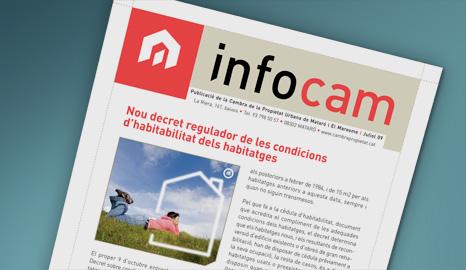Boletín INFOCAM Cambra Propietat de Mataró