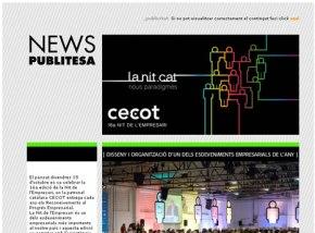 News especial Nit de l'Empresari 2010 Terrassa
