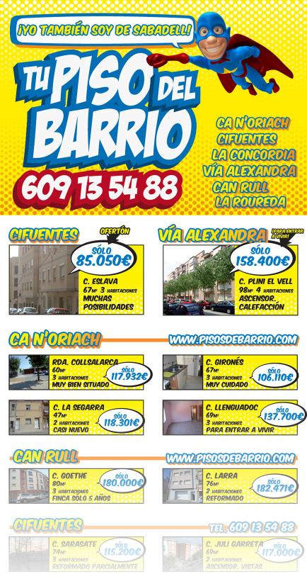 Publicidad en terrassa publitesa comunicaci agencia publicidad terrassa - Pisos nuevos en sabadell ...